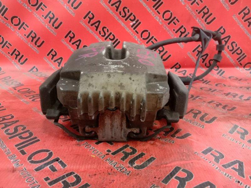 Суппорт Bmw 5-Series E60 N52B25 2009 передний правый