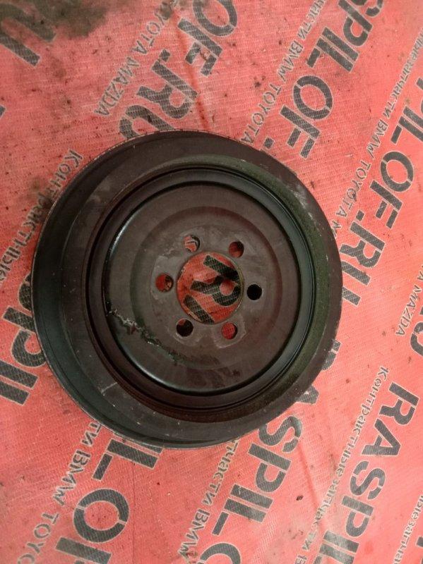 Шкив коленвала Bmw 5-Series E60 N52B25 2009