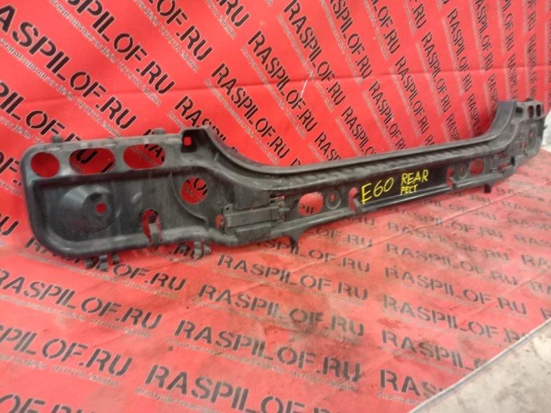 Усилитель бампера Bmw 5-Series E60 N52B25 2009 задний