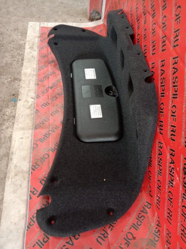 Обшивка крышки багажника Bmw 5-Series E60 N52B25 2009