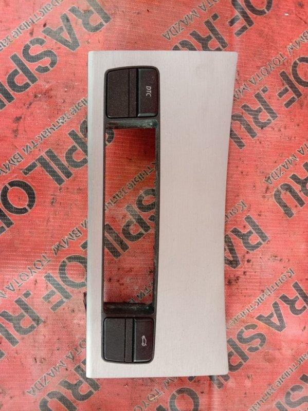 Пластиковые детали салона Bmw 5-Series E60 N52B25 2009