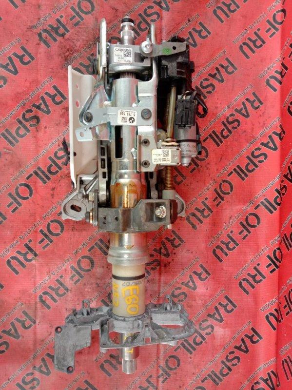 Колонка рулевая Bmw 5-Series E60 N52B25 2009