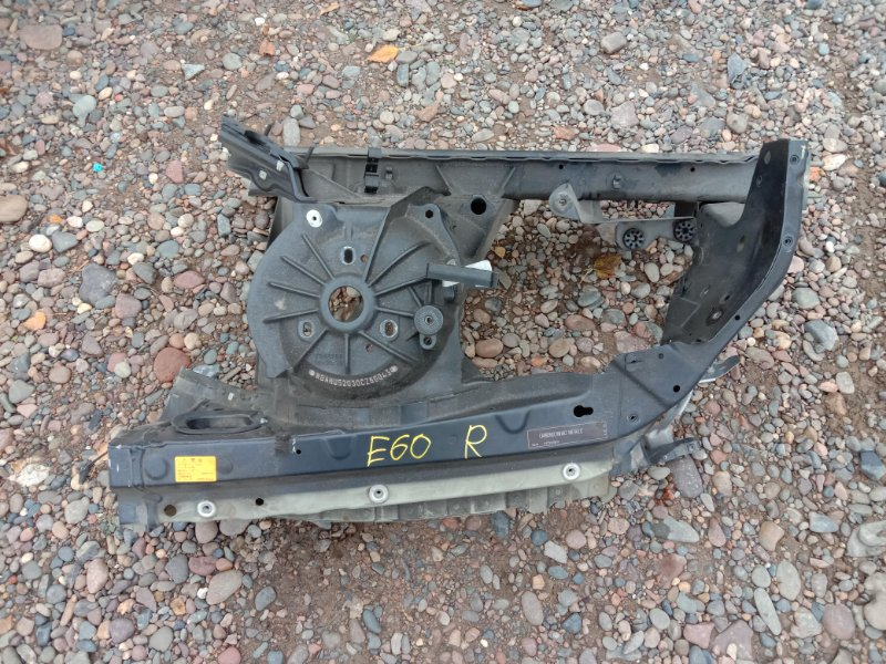 Лонжерон Bmw 5-Series E60 N52B25 2009 передний правый