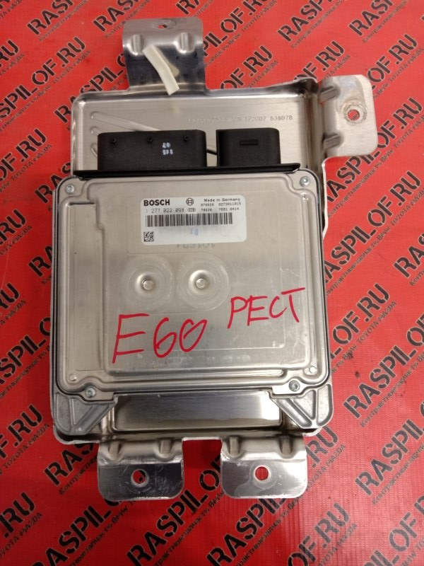 Блок управления рулевой рейкой Bmw 5-Series E60 N52B25 2009