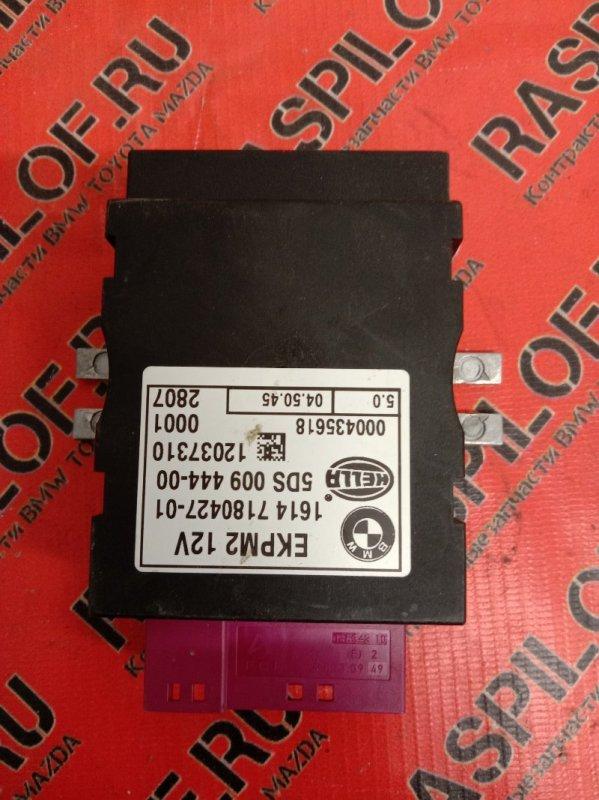 Блок управления топливным насосом Bmw 5-Series E60 N52B25 2009