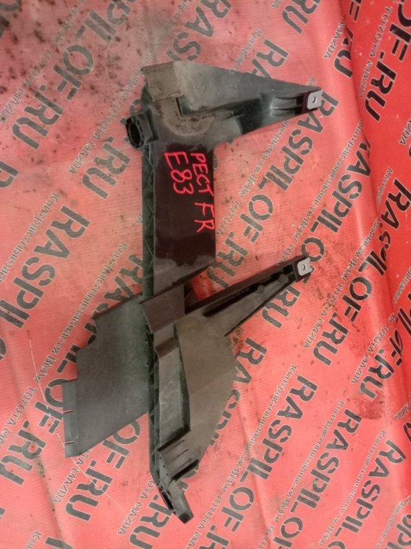 Клипса крепления фары Bmw X3 - Series E83 N52B25 2008 передняя правая верхняя
