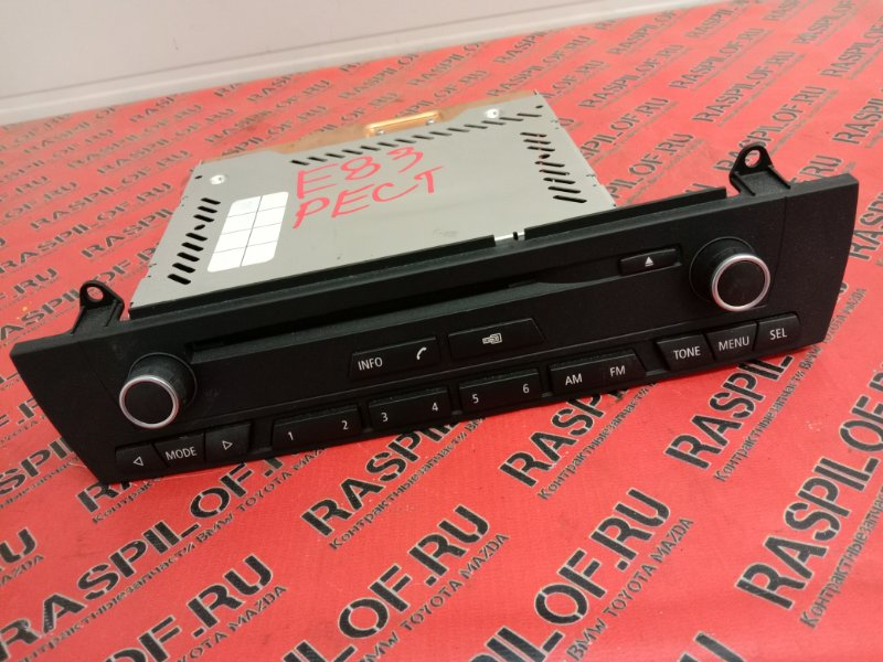 Магнитола Bmw X3 - Series E83 N52B25 2008