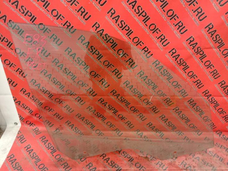 Стекло боковое Bmw X3 - Series E83 N52B25 2008 переднее правое