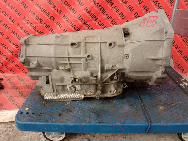 Акпп Bmw X3 - Series E83 N52B25 2008