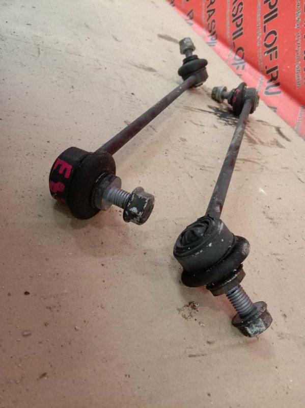 Линк стабилизатора Bmw X3 - Series E83 N52B25 2008 передний