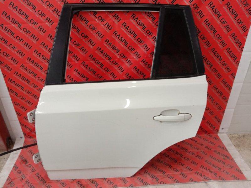 Дверь боковая Bmw X3 - Series E83 N52B25 2008 задняя левая