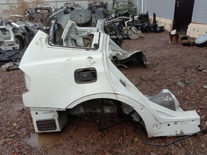 Крыло Bmw X3 - Series E83 N52B25 2008 заднее правое