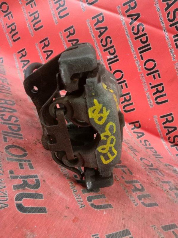 Суппорт Bmw X3 - Series E83 N52B25 2008 задний правый