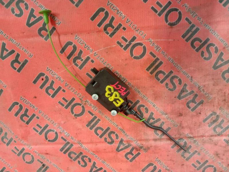 Замок лючка топливного бака Bmw X3 - Series E83 N52B25 2008
