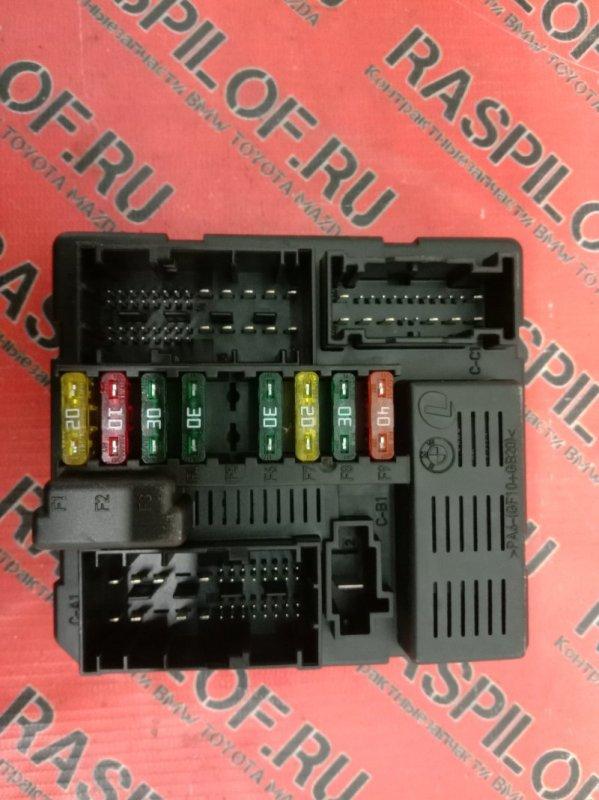 Блок реле и предохранителей Bmw X3 - Series E83 N52B25 2008