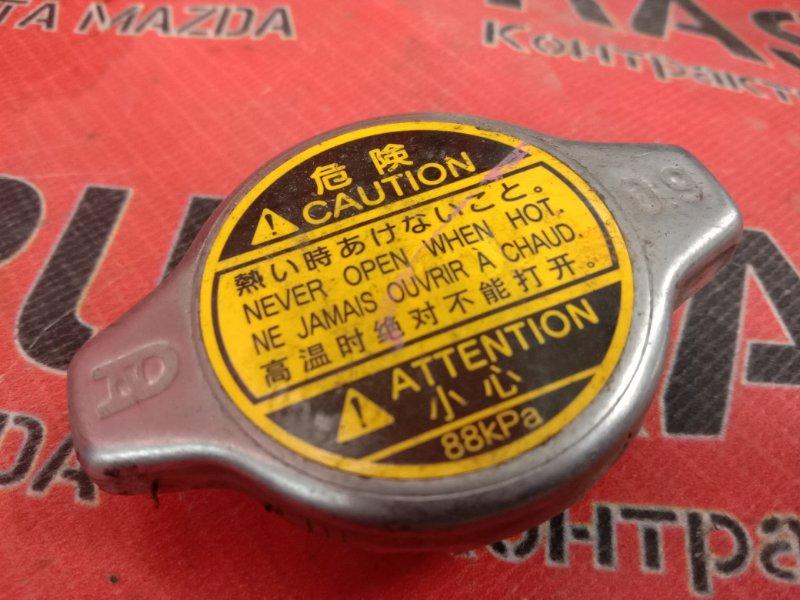 Радиатор двигателя Toyota Corolla NZE121 1NZ-FE 2001
