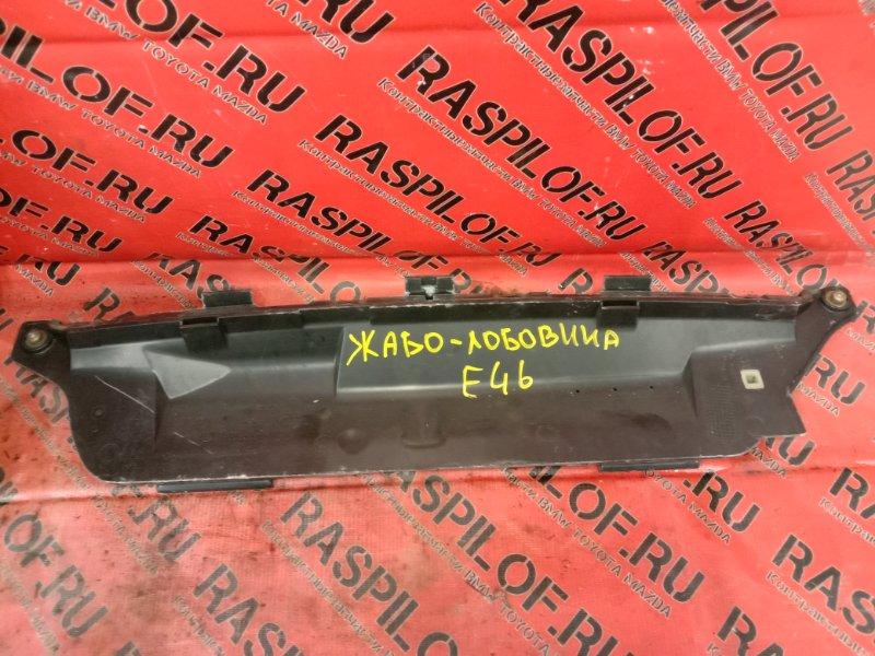 Решетка под дворники ( жабо) Bmw 3-Series E46 M54B30 2001