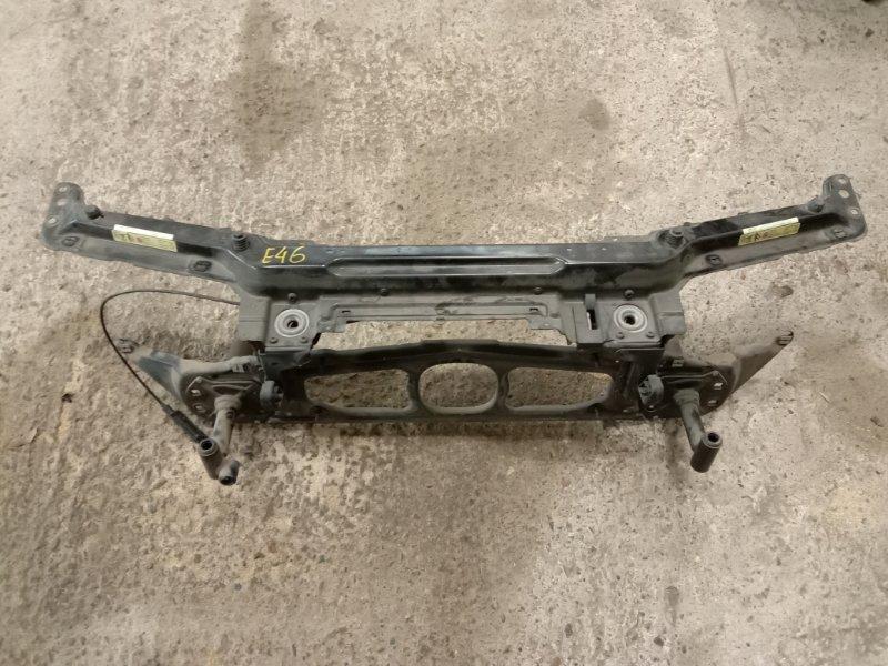Рамка радиатора Bmw 3-Series E46 M54B30 2001 передняя левая
