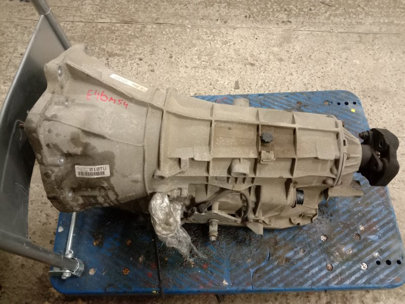 Акпп Bmw 3-Series E46 M54B30 2001