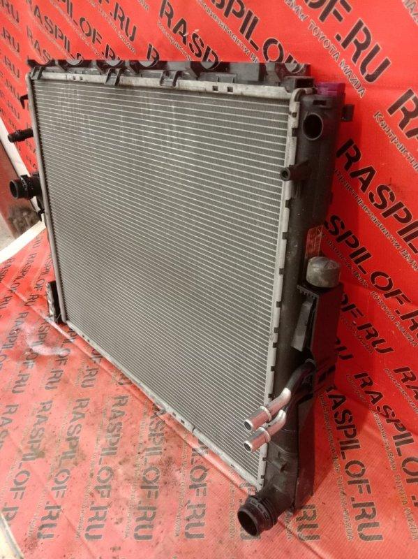 Радиатор двигателя Bmw X3 - Series E83 N52B25 2008