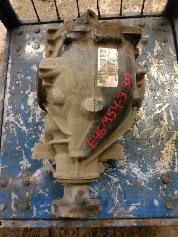 Редуктор моста Bmw 3-Series E46 M54B30 2001 задний
