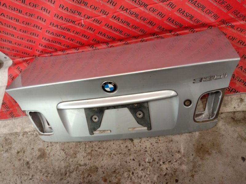 Крышка багажника Bmw 3-Series E46 M54B30 2001