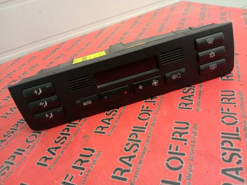 Блок управления климат-контролем Bmw 3-Series E46 M54B30 2001