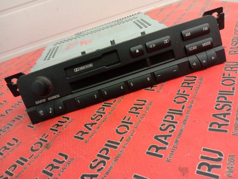 Магнитола Bmw 3-Series E46 M54B30 2001