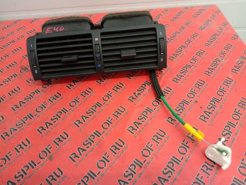 Дефлектор воздушный Bmw 3-Series E46 M54B30 2001