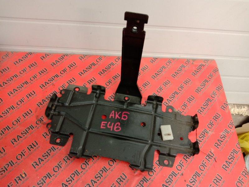 Крепление акб Bmw 3-Series E46 M54B30 2001