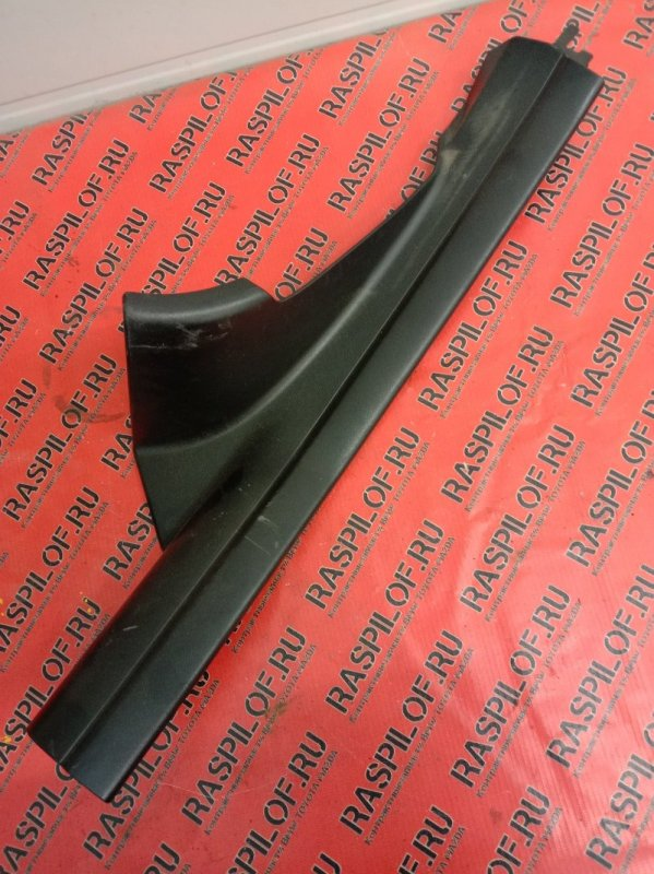 Пластиковые детали салона Bmw 3-Series E46 M54B30 2001 заднее левое