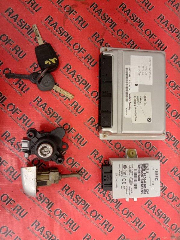 Блок управления двс Bmw 3-Series E46 M54B30 2001