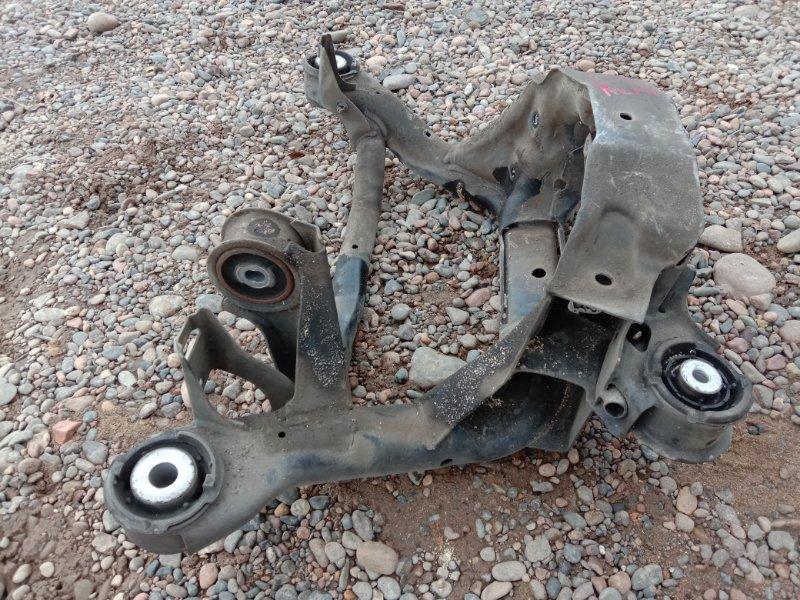 Балка поперечная Bmw 3-Series E46 M54B30 2001 задняя