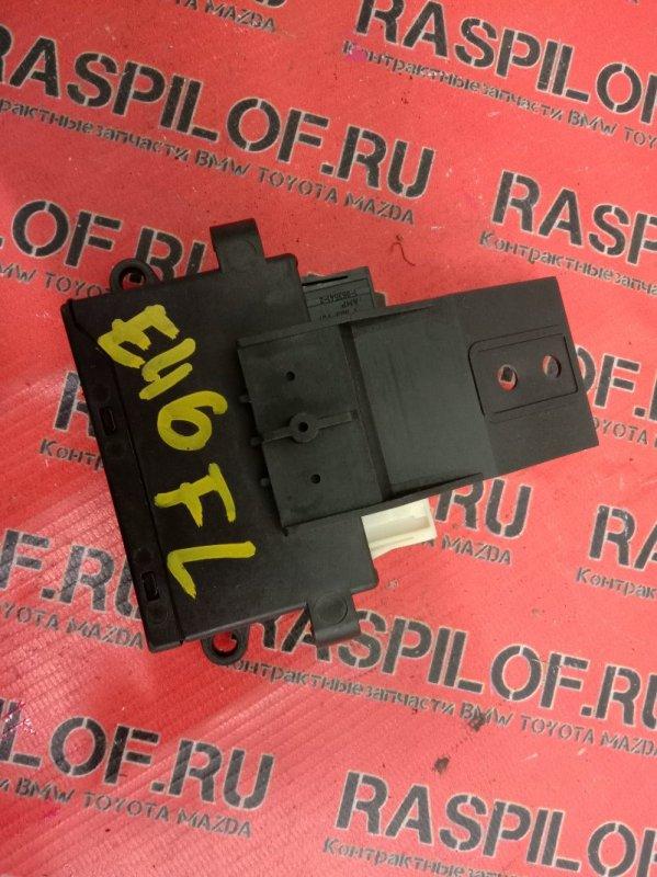 Блок управления Bmw 3-Series E46 M54B30 2001