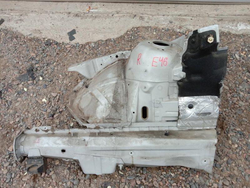 Лонжерон Bmw 3-Series E46 M54B30 2001 передний правый