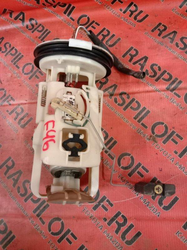 Насос топливный Bmw 3-Series E46 M54B30 2001