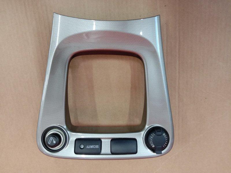 Обводка кпп Toyota Kluger MHU28W 3MZ-FE 2006
