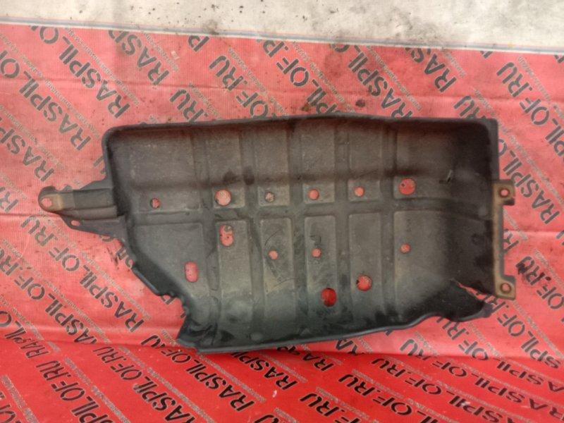 Пластиковая защита Toyota Kluger MHU28W 3MZ-FE 2006