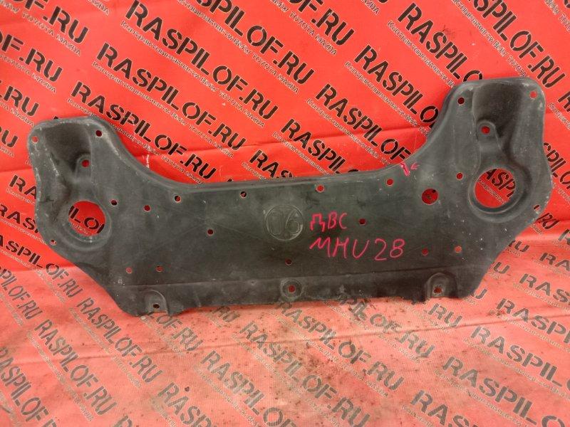 Защита двс Toyota Kluger MHU28W 3MZ-FE 2006