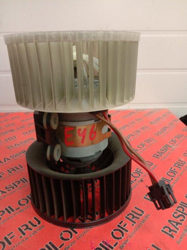 Вентилятор печки Bmw 3-Series E46 M54B30 2001