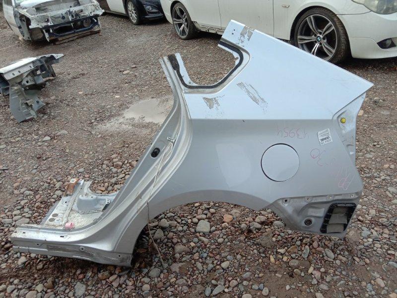 Крыло Toyota Prius ZVW30 2ZR-FXE 2010 заднее левое