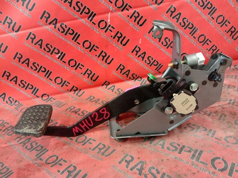 Педаль Toyota Kluger MHU28W 3MZ-FE 2006