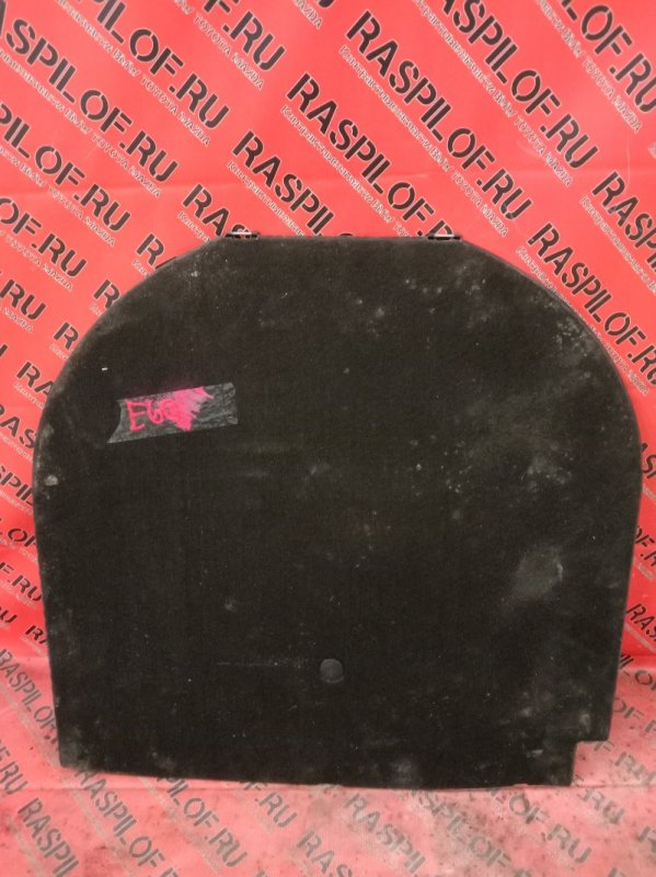 Обшивка багажника Bmw 5-Series E60 N52B25 2005