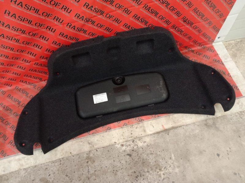 Обшивка крышки багажника Bmw 5-Series E60 N52B25 2005
