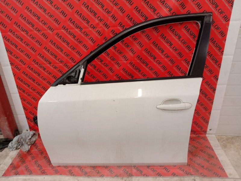 Дверь боковая Bmw 5-Series E60 N52B25 2005 передняя левая