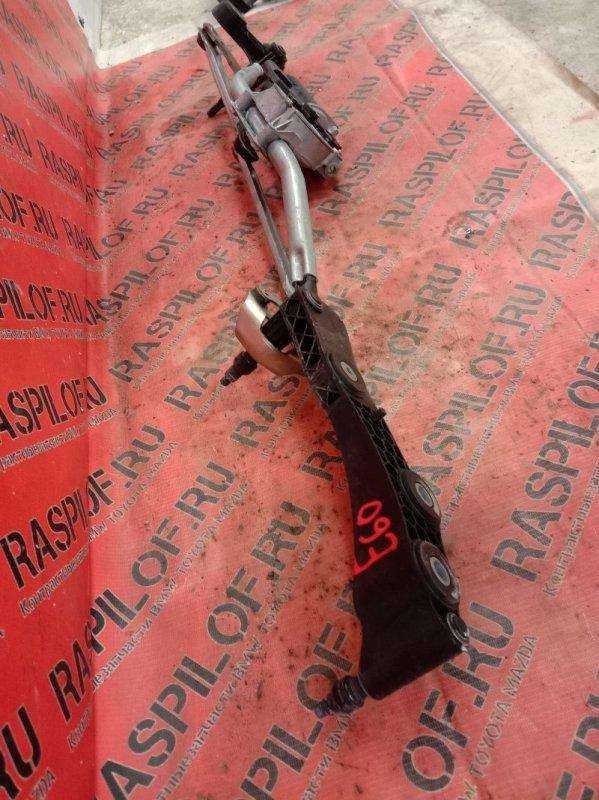 Трапеция дворников Bmw 5-Series E60 N52B25 2005