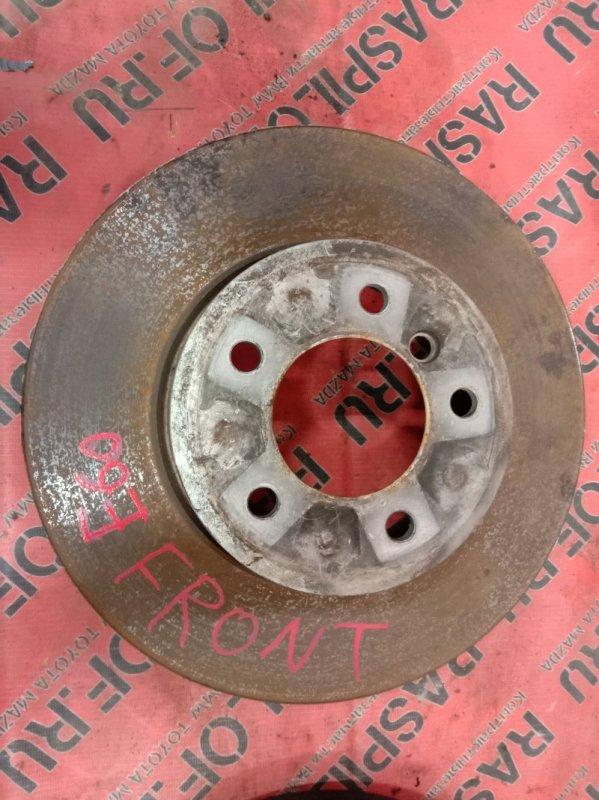 Диск тормозной Bmw 5-Series E60 N52B25 2005 передний