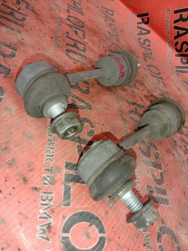 Линк стабилизатора Bmw 5-Series E60 N52B25 2005 задний