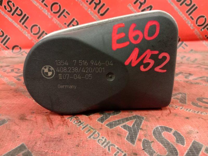 Заслонка дроссельная Bmw 5-Series E60 N52B25 2005