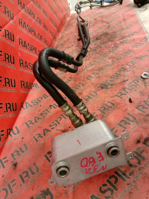 Теплообменник Bmw 5-Series E60 N52B25 2005